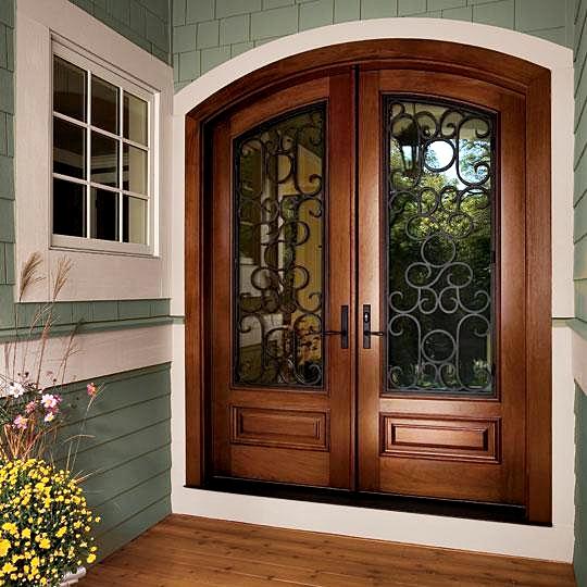 Herreria construcciones y remodelaciones for Puertas de herreria para casa